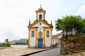 Churches in Ouro Preto Brazil — Stock Photo