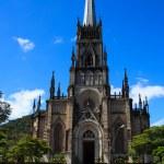 Cathedral of Saint Peter of Alcântara in Petrópolis, Brazil — Stock Photo