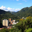 Panoramic view of Petrópolis, Brazil — Stock Photo #40493225