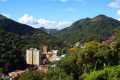 Panoramic view of Petrópolis, Brazil — Stock Photo