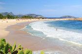 Piratininga Beach Niteroi Rio de Janeiro — Foto Stock