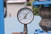 Gauge pressure — Stock Photo