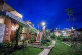 twilight Resorts — Stock Photo