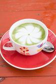 Yeşil çay — Stok fotoğraf