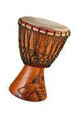 Djembe tambor — Fotografia Stock