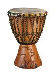 Drum djembe — Stock Photo