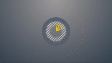 Shape animation - 3 — Stok video