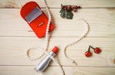 Women's accessories — Foto Stock