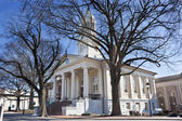 Warrenton Courthouse, Warrenton Virginia — Stock Photo