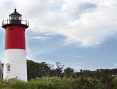 Nauset Lighthouse, Cape Cod, MA — Foto de Stock