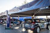 Fia world rally championship argentinien — Stockfoto