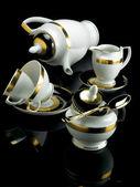 磁器紅茶セット — ストック写真