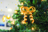 Christmas-tree decoration as — Stock Photo