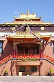 Tibetan Thrangu monastery, Richmond , Canada — Stockfoto