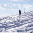Stock Photo: Winter hiking in Mountain, Bulgaria