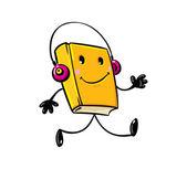 Audiobook — Stok Vektör