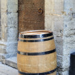 Wooden barrel — Stock Photo #38385731