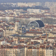 View of Lyon, France — Stock Photo #38387565