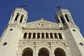 Notre Dame de Fourviers — Stock Photo