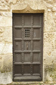 Monumental medieval citadel — Foto Stock
