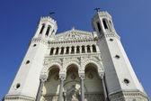 Notre Dame de Fourviers — Stock Photo