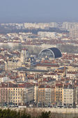 View of Lyon, France — Stock Photo