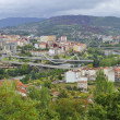 Stock Photo: Ourense overview