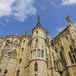 Stock Photo: Episcopal Palace of Astorga