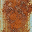 Texture with rust — Stock Photo