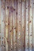 Vertical old pine wood — Stock Photo