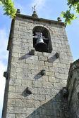 Romanic bell tower — Stock Photo