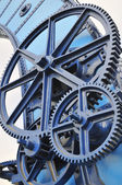 Oude mechanisme — Stockfoto
