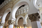 Church of Santa Maria la Blanca — Stock Photo