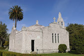 Церковь снарядов — Стоковое фото