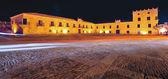 Albarino の首都の歴史的および記念碑的な中心 — ストック写真