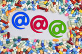 Medicine and pharmacy — Stock Photo