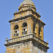 Bell tower monastery — Stock Photo