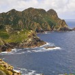 Stock Photo: View of Cíes Islands