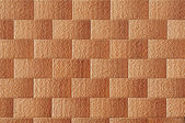 Brown degraded tiles — Stock Photo