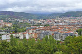 Ourense overview — Stock Photo