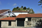 Galician village — Stock Photo