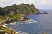 View of Cíes Islands — Stock Photo
