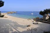 Ria Arosa beach — Stock Photo