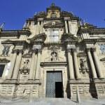 Religious baroque building — Stock Photo