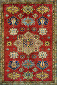 African Middle Eastern carpet — Photo