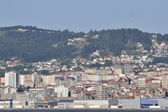 Overview of Vigo — Stock Photo