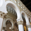 Toledo Mudejar church of Santa Maria la Blanca — Stock Photo #44119989