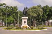 Simon Bolivar Square — Stockfoto