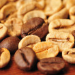 Cofee grains — Stock Photo
