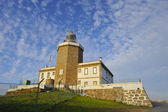 Famous Finisterre lighthouse — Photo